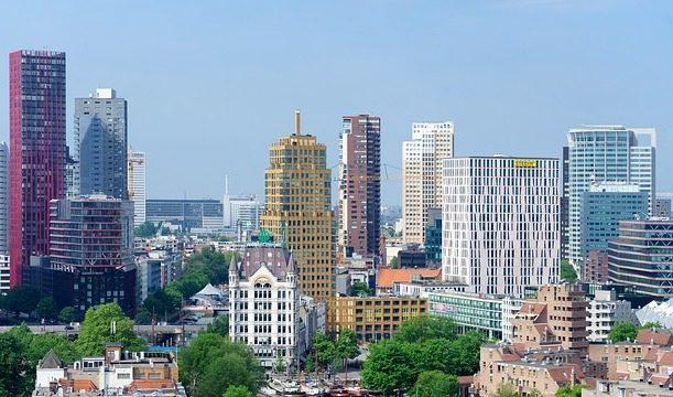 Daten in Rotterdam