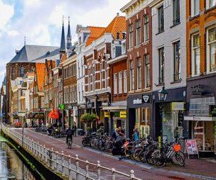 Flirten in Delft
